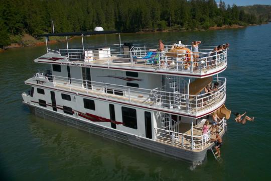 Houseboats Com Luxury Houseboat Rentals In California